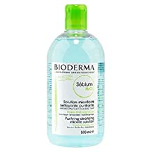 Bioderma Sebium H2O for oily skin 500ml.