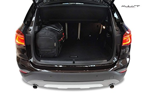 AUTO-TASCHEN SETS BMW X1, II, 2015- CAR FIT BAGS