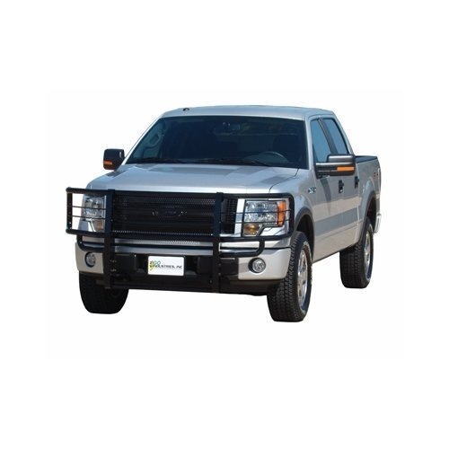 Go Industries 46639 Rancher Black Grille Guard for Ford F150 '09 Go Industries Rancher Grille Guard