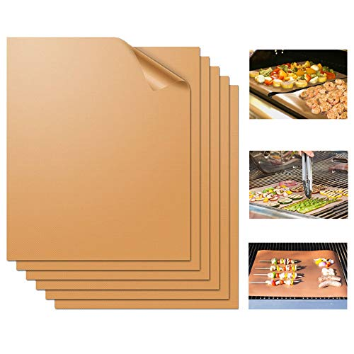 Miaowoof Copper Grill Mat