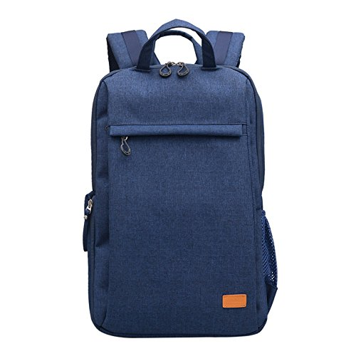 Backpack backpack and computer business casual photography Backpack,blue by KYXXLD
