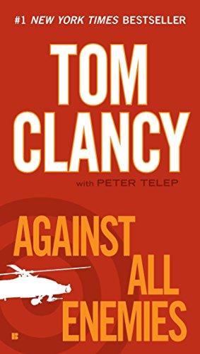 Against All Enemies by Tom Clancy, Peter Telep