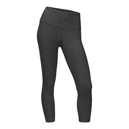 The North Face Women's Motivation High-Rise Crop Pants TNF Dark Grey Heather Medium 21 ()