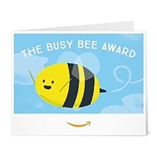 Amazon Gift Card - Print - Busy Bee Award (B01N9EDS33) | Amazon price tracker / tracking, Amazon price history charts, Amazon price watches, Amazon price drop alerts