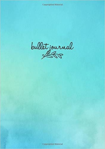 Amazon.com: Bullet Journal: Frei Notizbuch A5 Dotted, Bullet ...