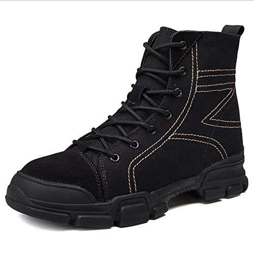 Pour Bottes Amoureux Style Les Martins Chaussures Décontracté Basses Automne Bottes Homme De Xue Personnalité Hiver Yvn6a6
