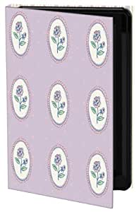 Keka Lady Sippington Cameo Dot - Funda de diseño (rígida, tipo libro) para Samsung Galaxy S3, diseño de rosas