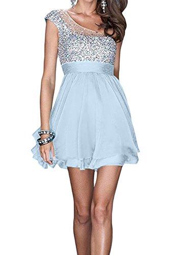 Vestido de novia azul ebay