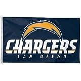 NFL San Diego Chargers Flag, 3 x 5-Feet