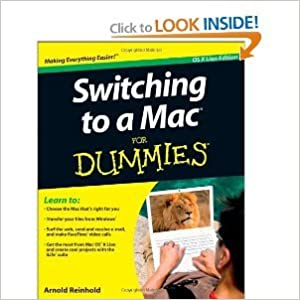 Laden Sie die meistverkauften Bücher herunter Mac OS X Lion For Dummies (For Dummies (Computer/Tech)) 1st (first) edition PDF RTF DJVU
