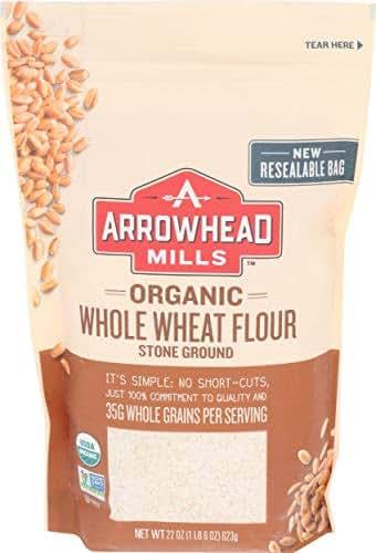 Flours & Meals: Arrowhead Mills Whole Wheat Flour