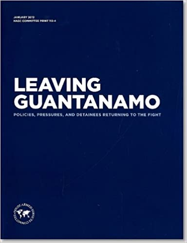 Leaving Guantanamo: Policies, Pressures, And Detainees Returning To The Fight