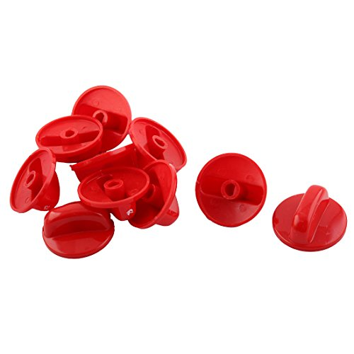oven knobs red - 3