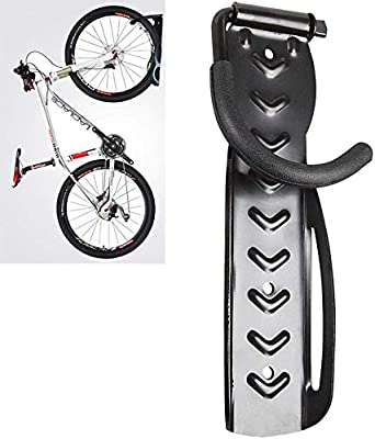 JYXGFLQ Bastidor de Bicicleta Plegable práctico de Alto Rendimiento Bastidor de Bicicleta Montaje en Pared Gancho para Bicicleta Montaje en Pared Soporte de Montaje en Pared con Tornillo para m: Amazon.es: Hogar
