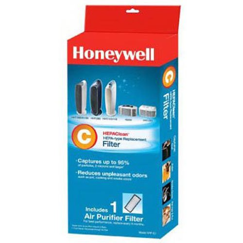 Honeywell HEPAClean Air Purifier Replacement Filter, HRF-C1/Filter (C)