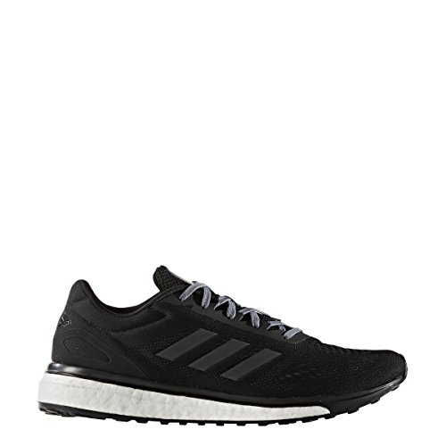 b80319daeb401 Galleon - Men s Adidas Respone LT Running Shoe Black White Size 10 M US