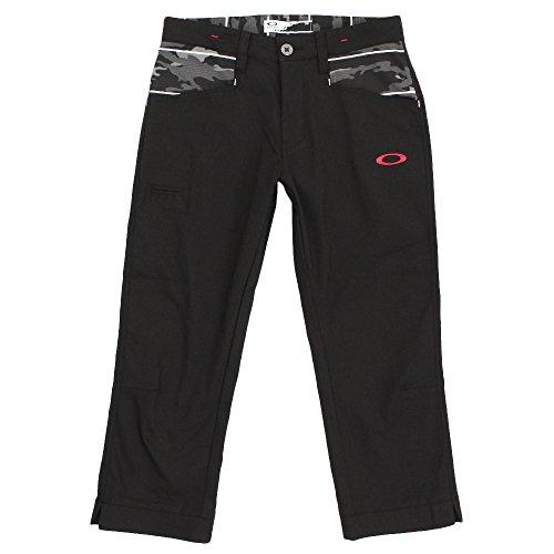 黒がんばり続ける謝るオークリー(オークリー) 【ゼビオグループ限定】 Camo Cropped パンツ 422473JP-02E