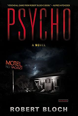 book cover of Psycho