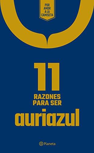 11 Razones para ser auriazul (Spanish Edition) by [Planeta México]