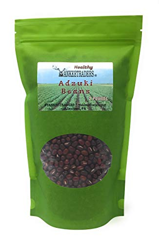 Yankee Trader Brand Adzuki Beans 2 Lbs - In Resealable Bag