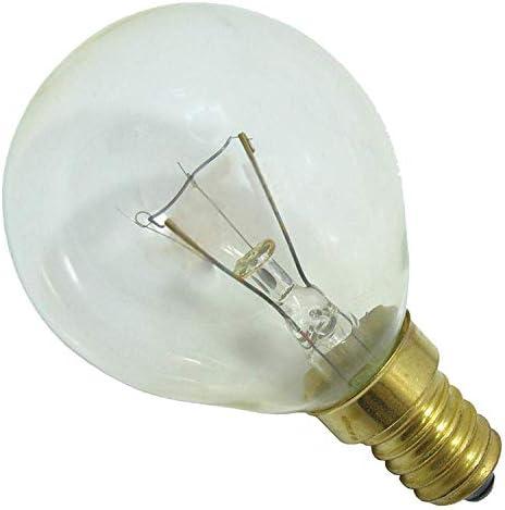 Filetés Verre Ampoule De Lampe Lentille Housse Pour Bosch Neff /& Siemens Four Cuisinière 647309