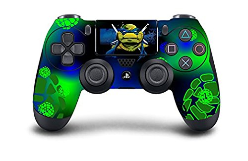 (TMNT) Exclusive Custom PS4 Controller Available in Over 30 Unique Hand-Airbrushed Designs