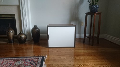 Small Cat Litter Box Cabinet