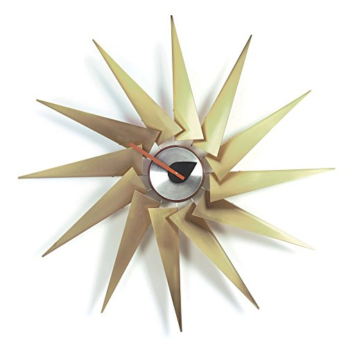 Vitra Turbine Clock by George Nelson