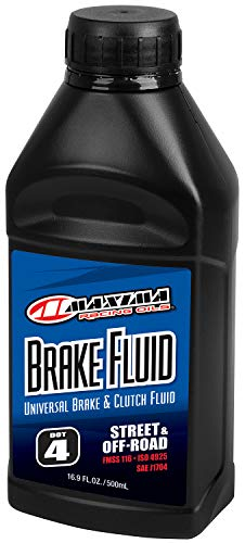 Maxima Brake - Maxima Racing USA 80-86916 DOT 4 Brake Fluid
