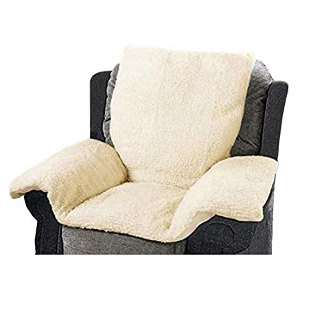 Uk Care Direct Fleece Cosy And Warm Comfort Chair Nest For Armchairs