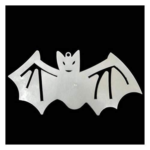 FairOnly Novelty Joke Toy Halloween Glow in Dark Big Bat Door Window Decorations Pumpkin Kids Boys Girls Gifts P5 Show
