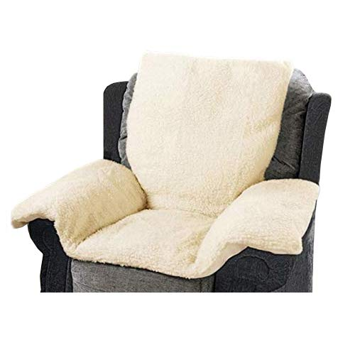 UK Care Direct Fleece Cosy Comfort Chair Nest For Armchairs And Wheelchairs  U2013 CREAM