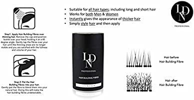 LDN Professional - Fibras Capilares - Engrosador Natural de ...