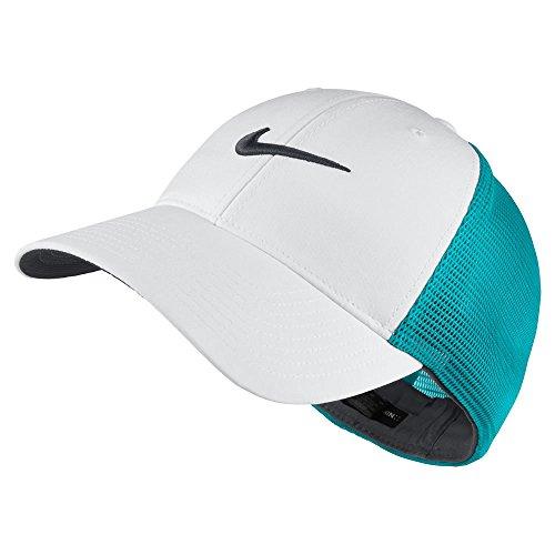 Nike Legacy91 Tour Mesh  - Gorra para hombre Blanco / Azul cielo