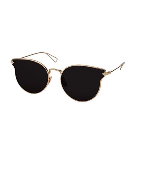 Gafas de sol de mariposa de marco grande Gafas de sol de ...
