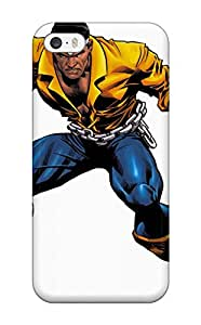 Fashion Tpu Case For Iphone 5/5s- Luke Cage Defender Case Cover