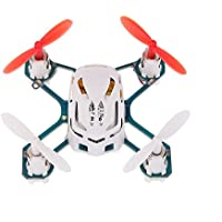 Hubsan NANO Q4 H111 4-CH 2.4GHz Mini RC Quadcopter RTF UFO Drone with 6-axis Gyro/LED Light