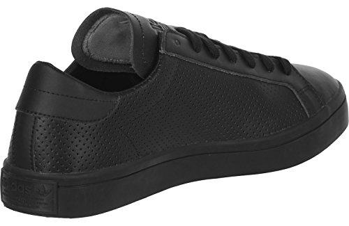 adidas Court Vantage, Baskets Basses Homme, 42 EU Noir