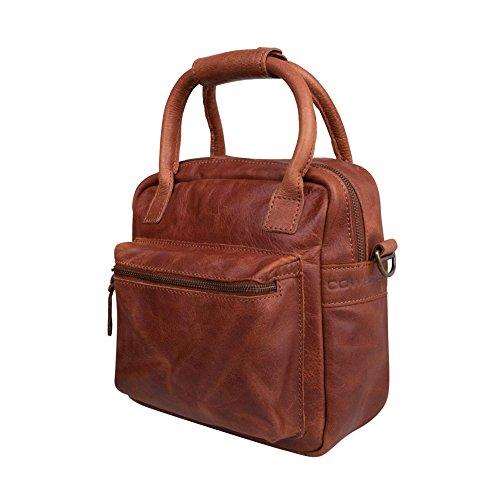 Cognac Pelle Donne Le Bag Cowboysbag Marrone In Per Tote wqpXBP