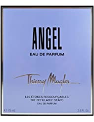 Thierry Mugler Angel for Women Refillable Star Eau de Parfum Spray, 2.6 Ounce
