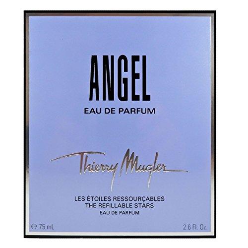 Thierry Mugler Angel for Women Refillable Star Eau de Parfum Spray, 2.6 Ounce