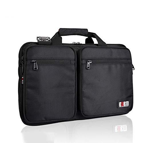 Fash Lady BUBM DJ Audio Equipment Funda Protectora Carry Shoulder Bag Backpack para Traktor Kontrol S4 Mixer