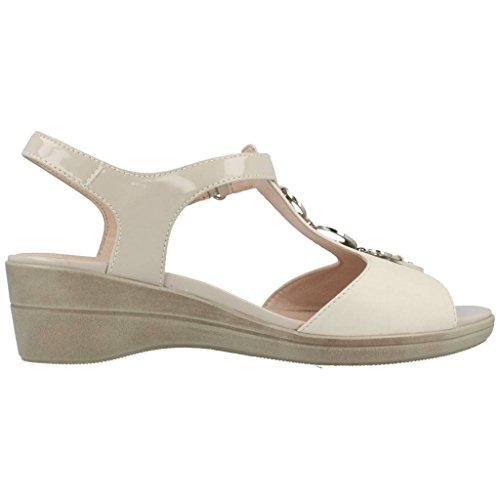 Sandalias y chanclas para mujer, color Blanco , marca STONEFLY, modelo Sandalias Y Chanclas Para Mujer STONEFLY VANITY III Blanco Blanco