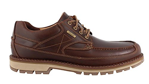 Rockport Mens Centry Moc Toe Brown Oxford - 13 W ()