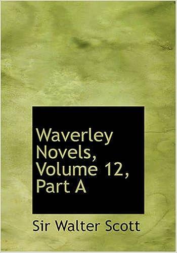 Livres Electroniques En Electronique Pdf Waverley Novels