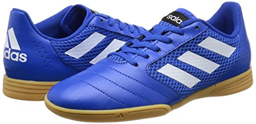 adidas ACE 17.4 SALA J - Zapatillas fútbol salapara niños, Azul - (AZUL/FTWBLA/NEGBAS), -31
