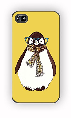 Skin Penguin animal for iPhone 4/4S Case