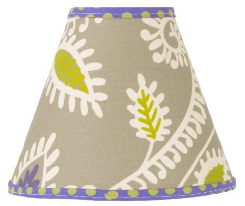 Cotton Tale Designs Lamp Shade, Periwinkle by Cotton Tale Designs