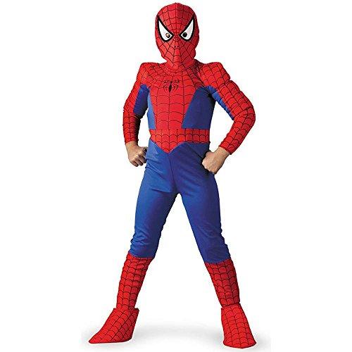 Disguise 5110K SPIDERMAN DLX COMIC