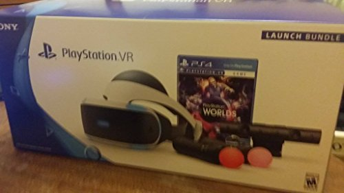 Play Station VR PS4 Console Bundle